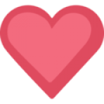 facebook corazon emoticon